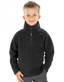 Junior Recycled Microfleece Top