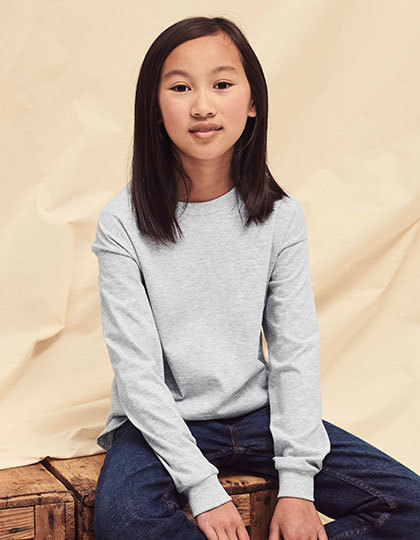 Kids´ Valueweight Long Sleeve T